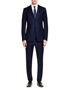 Z Zegna Mohair D8 Slim Fit Suit