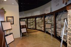 Visiting Tempe, AZ, any time soon? Stop by the inspiring design center by Fulton Homes for new home inspiration!