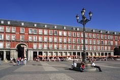 Expert tips for travel in Madrid (Condé Nast Traveller)