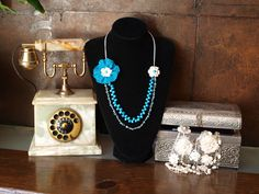Romantic Pearls: RESULTADOS. handmade necklace of cultured pearls. Collar de perlas cultivadas hecho a mano. Chic, couture, vintage.