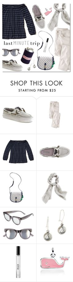 """THE VINEYARD: Last Minute Trip"" by sjkdesign ❤ liked on Polyvore featuring Sperry, Wrap, Hollister Co., Vineyard Vines, Spektre, Chart Metal Works, Bobbi Brown Cosmetics, Nautical, marthasvineyard and lastminutetrip"