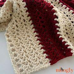 Nicholas Throw Blanket Free Crochet Pattern | Free Crochet Patterns