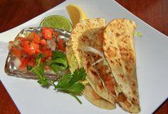 Spanish Chorizo Potato Tacos Recipe