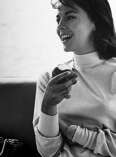 Natalie Wood photographed by Bill Ray, 1963.