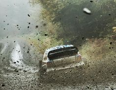 Jari Matti at rally GB Wales. VW Polo WRC Vw Motorsport, Chevrolet Logo, Rally, Volkswagen, Type 3, Instagram Posts, Polo, Facebook, Polos