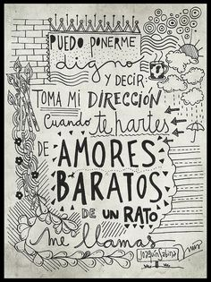 ImageFind images and videos about love, phrases and sabina on We Heart It - the app to get lost in what you love. Favorite Quotes, Best Quotes, Love Quotes, Inspirational Quotes, Lyric Quotes, Lyrics, Quotes Quotes, Quotes En Espanol, Frases Humor