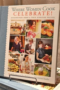 I would love this cookbook!