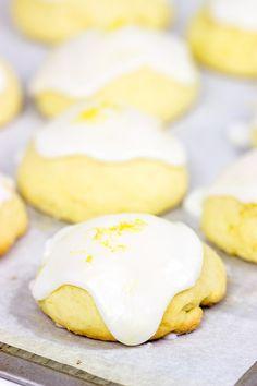Italian Lemon Cookies (Anginetti) - Spiced