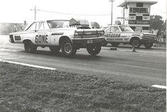 Vintage Drag Racing - JLE