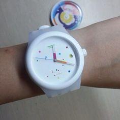 Perché volere la luna quando avete già le stelle?? http://www.gioielleriagigante.it/categoria-prodotto/orologi/swatch-orologi/swatch-sistem-51/