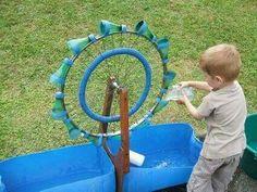 (notitle) - Kinoui - Yasmine L. Kids Outdoor Play, Outdoor Play Areas, Backyard For Kids, Outdoor Fun, Preschool Playground, Backyard Playground, Backyard Games, Eyfs Outdoor Area, Sensory Garden