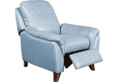 Palm Coast Hydra Leather Recliner