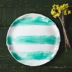 MUTFAK » Seramik tabak Plates, Tableware, Kitchen, Licence Plates, Cooking, Plate, Dinnerware, Dishes, Dish
