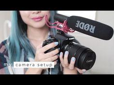 My Camera Setup for YouTube (Filming, Editing, Lighting, Audio) - YouTube