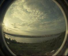 #Lomography #Fisheye One