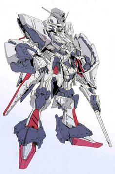 GUNDAM MK-II 永野護