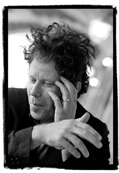 they say i have no hits and i'm difficult to work with . . . like it's a bad thing. • tom waits at his induction into the rock and roll hall of fame