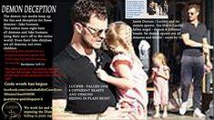 Fifty Shades Freed - Lucifer AKA Jamie Dornan demon deception world exclusive Psychopath, Fifty Shades Of Grey, Jamie Dornan