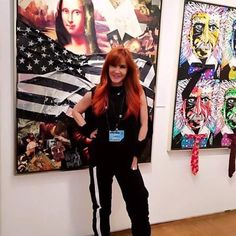 Art Exhibit of my friend Leonor Anthony at Art Basel Miami Art Basel Miami, Exhibit, Gallery, Artist, Events, Style, Swag, Roof Rack, Artists