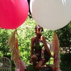 Kourtney Kardashian - Balloon Party!