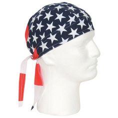 Headwraps - Stars & Stripes $6.52 #AmericanFlag #Patriotic #Headwraps http://www.armynavyshop.com/prods/fxo83-59.html