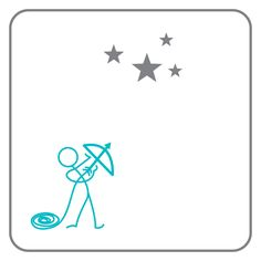 #69 - star sign: Sagittarius