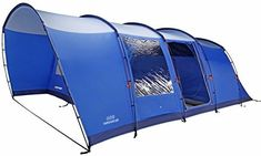 Vango 6 Person Tunnel Farnham 600 Tent