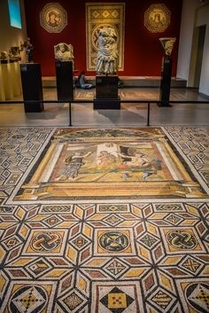 https://flic.kr/p/TwR4Cm   Roman 3rd Century Mosaic pavement from the House of the Drining Contest Antioch on the Orontes Turkey at Princeton Art Museum Princeton NJ   Roman 3rd Century Mosaic pavement from the House of the Drining Contest Antioch on the Orontes Turkey at Princeton Art Museum Princeton NJ