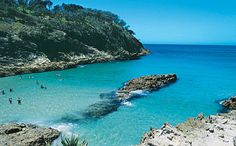 North Stradbroke Island Australia! Beautiful place!