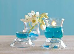 Accessorise and be creative - these fabulous votive holders have so many uses.
