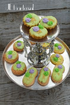cookies for high tea