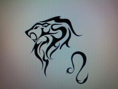 Leo zodiac tattoo im getting :)