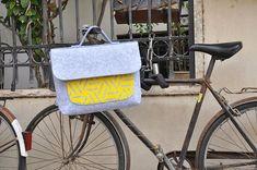 Laptop backpack women, Laptop bag, Computer bag, Laptop bag women, Laptop backpack 15 inch, Felt backpack bag, Yellow backpack bag, Laptop Sleeve #fashion #fashionblogger #bags #boho #bohostyle #tote #totebag #style #styleblogger #fashionista #vegan #messengerbag #messengershoulderbag #womenmessengerbag