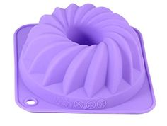 Bakerpan Silicone Mini Bundt Cake Pan 4 34 Inch Mini Cake Mold * To view further for this item, visit the image link. (This is an affiliate link) #BakewareSet