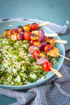 Halloumi, Bbq, Food Dishes, Side Dishes, Cobb Salad, Foodies, Special Occasion, Sweet Home, Veggies
