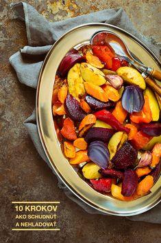 Diéty a hladovka nikam nevedú. Vo videu ti ukážem ako schudnúť a nehladovať. via @akademiakrasy Fodmap, Fennel, Beets, Pot Roast, Eating Well, Acai Bowl, Carrots, Oven, Dishes
