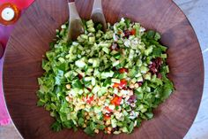 Chopped Salad - Revisiting A Classic