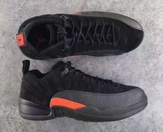 The Air Jordan 12 Low Max Orange Debuts Next Month
