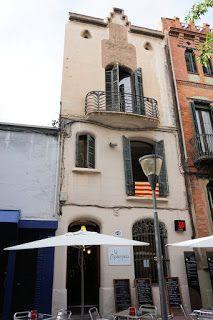 CASA CONCEPCIÓ MONSET Carrer de la Font Vella, 91  Terrassa (Barcelona)