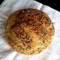 Pate Recipes, Bread Recipes, Cooking Recipes, Healthy Recipes, Healthy Food, Baking And Pastry, Bread Baking, Hungarian Recipes, Diy Food