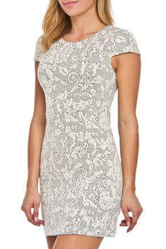 la class couture Cassie Dress in Cream