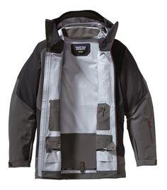Interieur 3 Layer Jacket