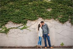 E Schmidt Photography photographed a gorgeous fall engagement session in Downtown Ann Arbor in September Fall Engagement, Engagement Pictures, Engagement Session, Prenuptial Photoshoot, Metro Detroit, Detroit Wedding, Ann Arbor, Schmidt, Engagement Photography