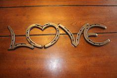 Hufeisen Liebe Zeichen