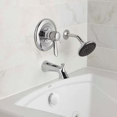 Delta Lahara Single-Handle 1-Spray Tub and Shower Faucet in Chrome 174938 at The Home Depot - Mobile