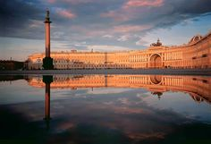 Palace Square - #HermitageRevealed comes to Riverside's Big Screen 4 October. #RiversideScreen