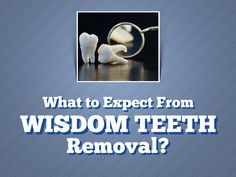 If the wisdom teeth are impacted and embedded in the bone, our oral surgeons Dr. Allen and Dr. Mraule will put an incision into the gums and remove the tooth or teeth in sections in order to minimize the amount of bone being removed. Kindly visit our office or call us at 831-884-5069 / 831-757-3021 to know more.