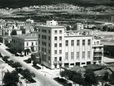 Εθνικής Αμύνης - 1950 Thessaloniki, Macedonia, History, Architecture, Outdoor, Memories, Greece, Places, Arquitetura