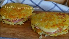 Ricette con le patate Archives - Vale cucina e fantasia Slovak Recipes, Czech Recipes, Cheese Recipes, Cooking Recipes, Vegetarian Pie, Savoury Dishes, What To Cook, Main Meals, Vegetable Recipes