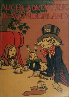 Word play and reading guide for Alice in Wonderland